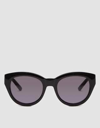Sun Buddies Agneta Sunglasses in Black