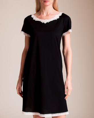 Paladini Couture Cotone Chiara Short Gown