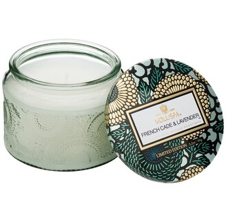 Voluspa Small Glass Jar Candle - French Cade Lavender