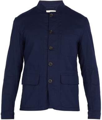 Oliver Spencer Patch-pocket cotton jacket