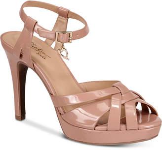 Thalia Sodi Vella Platform Dress Sandals, Women Shoes