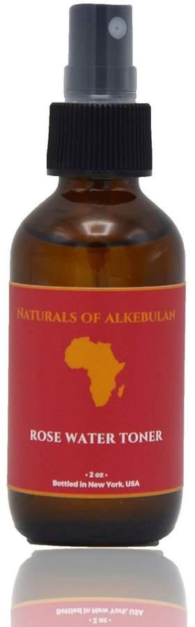 Naturals of Alkebulan - Rose Water Toner