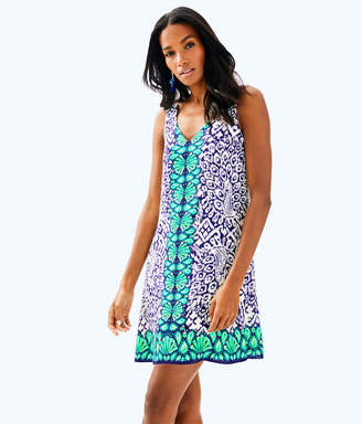 Lilly Pulitzer Florin Sleeveless V-Neck Dress