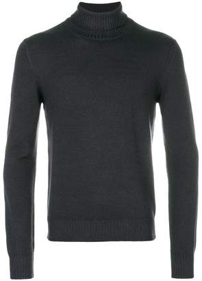 D'aniello La Fileria For long sleeved roll neck pullover