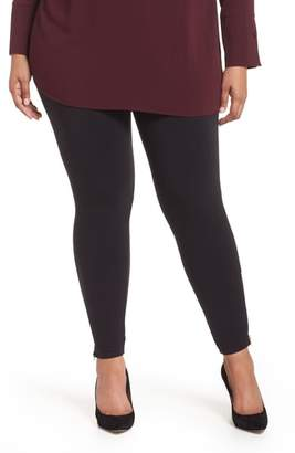 Spanx R) Look At Me Now Seamless Side Zip Leggings