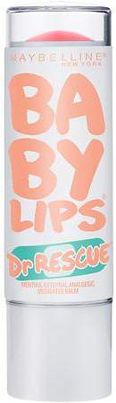 Maybelline Baby Lips Dr. Rescue Medicated Balm