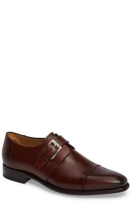 Mezlan Jean Monk Strap Shoe