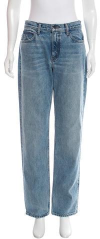 Helmut LangHelmut Lang Straight-Leg Boyfriend Jeans w/ Tags