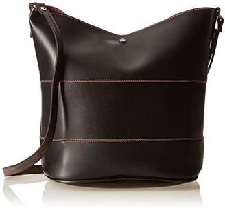 Paquetage Women's Ba Cross-Body Bag Black