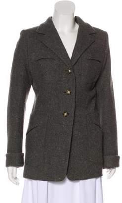 Hermes Wool Jacket Set