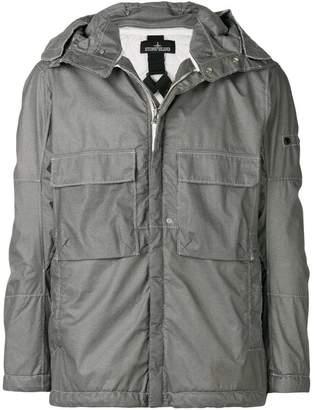 Stone Island Shadow Project hooded pocket jacket