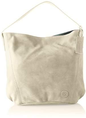 Timberland Women's TB0M5746 Shoulder Bag Beige