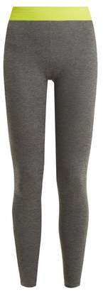 Charli COHEN Helix performance cotton-blend leggings
