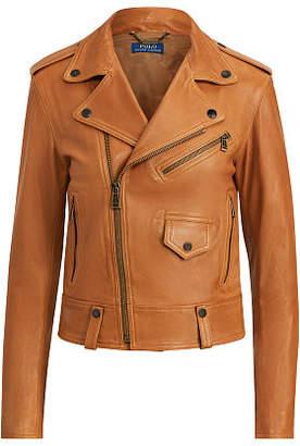 Polo Ralph Lauren Ralph Lauren Leather Moto Jacket