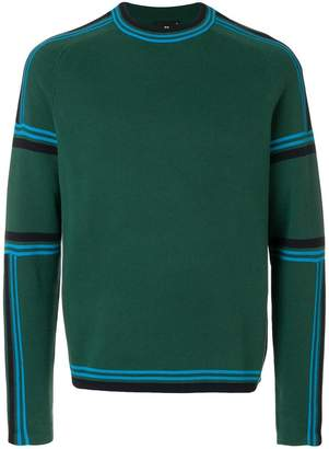 Paul Smith crew neck striped sweater