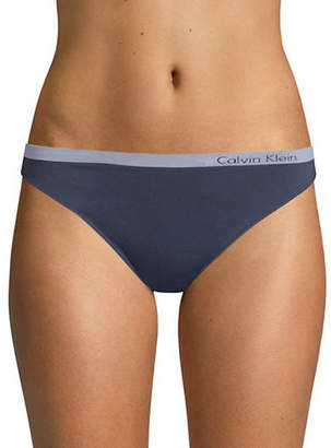Calvin Klein Seamless Microfibre Thong