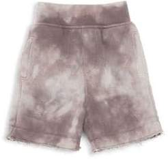 ATM Anthony Thomas Melillo Little Kid's French Terry Tie Dye Shorts