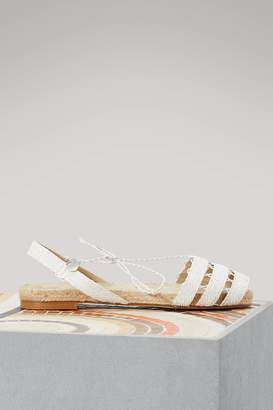 Ball Pages Doble Calada espadrilles