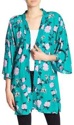 Cotton On & Co. Holly Patterned Kimono