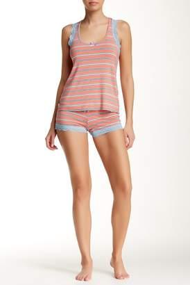 Honeydew Intimates All American Short Pajama Set
