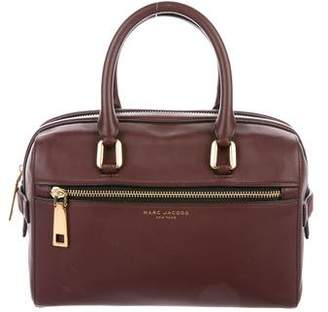 Marc Jacobs Smooth Leather Satchel