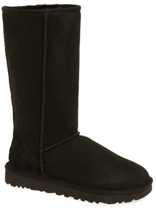 UGG ® 'Classic II' Genuine Shearling Lined Tall Boot (Women) $199.95 thestylecure.com