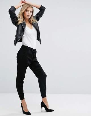 DL1961 Gwen Cuffed Slim Fit Pant