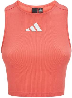 adidas The Pack Crop Tank Top