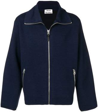 Acne Studios zippered sweater jacket
