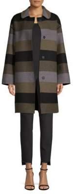 Lafayette 148 New York Vita Wool Coat
