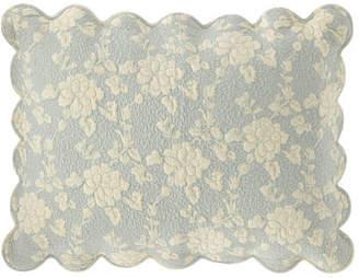 Pine Cone Hill Madeline Floral/Stripe Standard Sham
