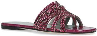 Gina Embellished Loren Sandals