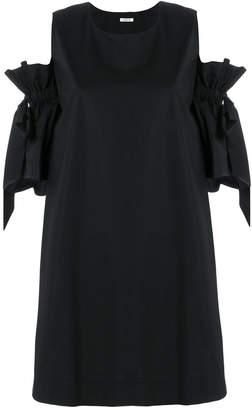 P.A.R.O.S.H. bow-tie sleeve dress