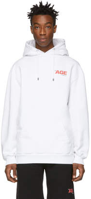 Filling Pieces White Age Hoodie