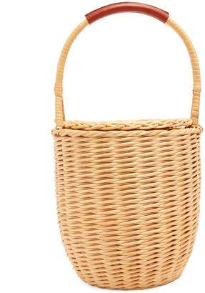 A.P.C. Jeanne basket bag