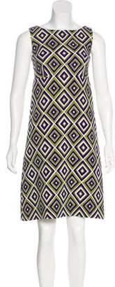 Prada Wool Mini Dress