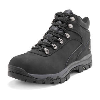 Northside Mens Apex Mid Hiking Boots Flat Heel Lace-up