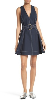 Women's Diane Von Furstenberg Fit & Flare Dress $468 thestylecure.com