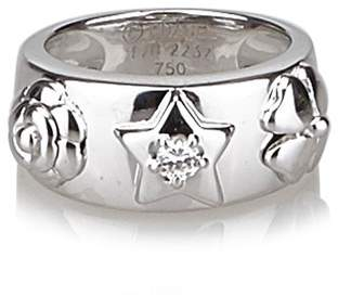 Chanel Vintage Lucky Symbols Ring