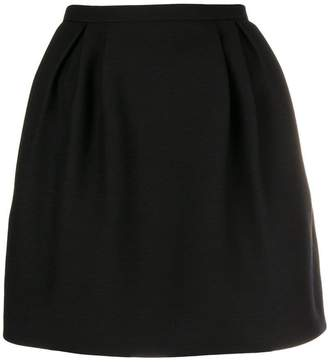 Valentino flared mini skirt