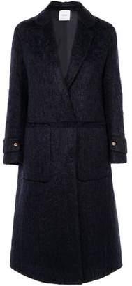 Agnona Mohair-blend Coat
