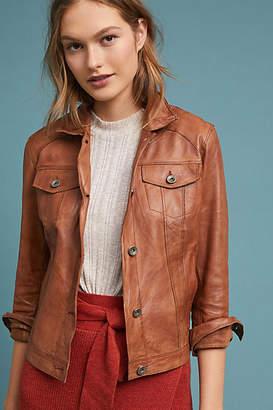 Jakett Classic Leather Jacket