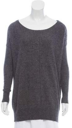 AllSaints Angora Blend Lightweight Sweater