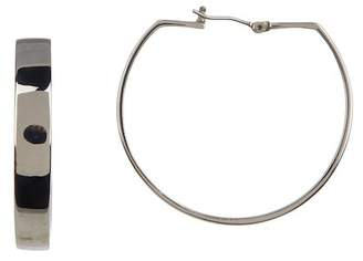 Trina Turk Wide Hoop Earrings