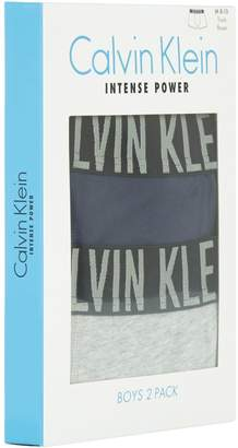 Calvin Klein Intense Power Trunk Boxers (Pack of 2)