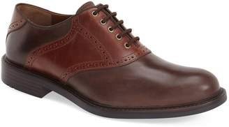 Johnston & Murphy 'Tabor' Saddle Shoe
