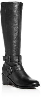 Kenneth Cole Gentle Souls by Gentle Souls Women's Verona Block-Heel Riding Boots
