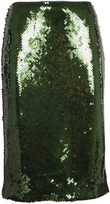 Calvin Klein Sequin Skirt
