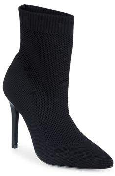 Charles by Charles David Puzzle Stiletto Booties