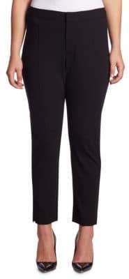 NYDJ, Plus Size Plus Regular-Fit Ankle Pants